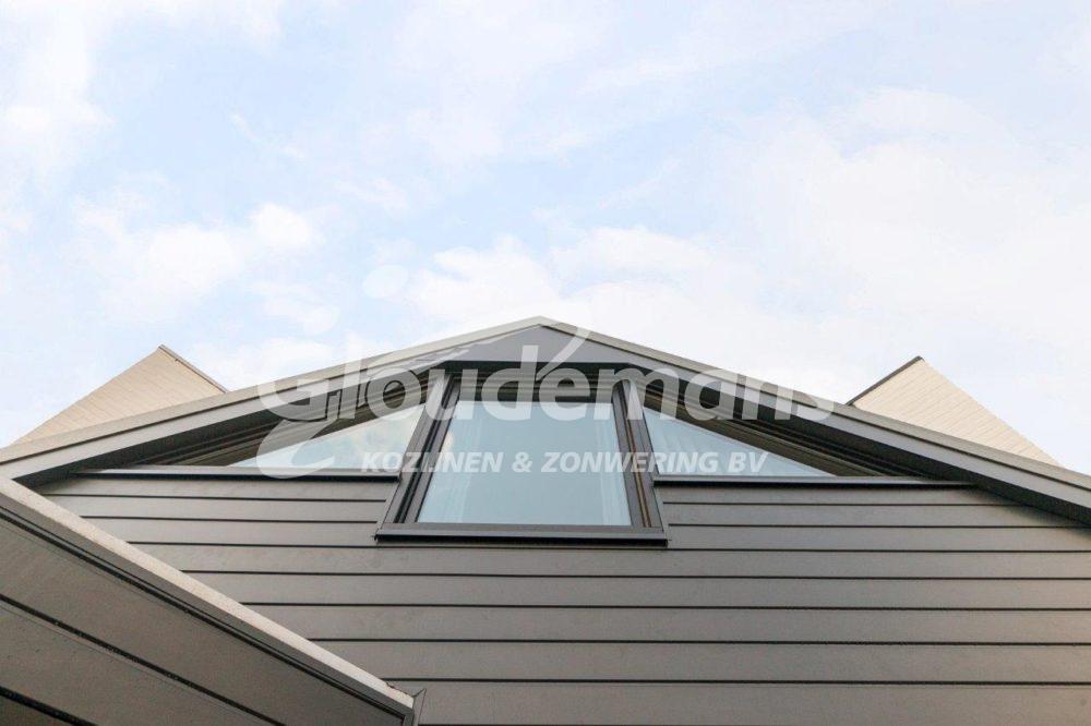 Gloudemans Kozijnen & Zonwering - referentie Breda - kunststof kozijnen gevelbekleding