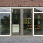 Gloudemans Kozijnen & Zonwering - referentie Rijsbergen - openslaande tuindeuren kunststof - wat kosten kunststof kozijnen