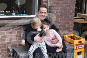 Familie Broeders uit Rijen kopen voor de 2e keer kunststof kozijnen bij Gloudemans